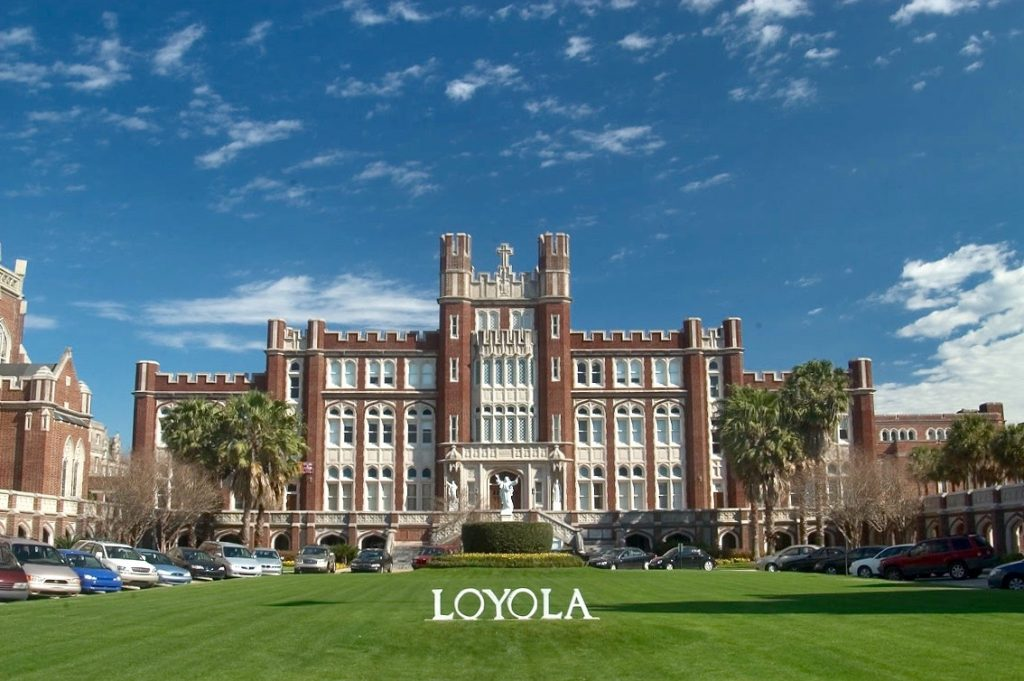 Loyola University New Orleans Micefa