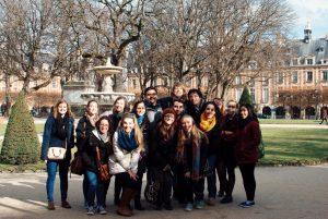 Visit to the Marais